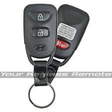 Factory Oem Remote Key Keyless Entry Fob Transmitter For Hyundai 95430-2S201