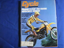 CYCLE MAGAZINE-DEC 1978-YAMAHA YZ250F-MONTESA 360H-ISLE OF MAN DUCATI-PONCA CITY