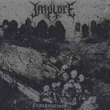 Implore-depopulation (vinyle LP - 2015-ue-original)