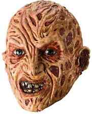 Freddy Krueger Mask A Nightmare on Elm Street Adult Halloween Costume Accessory