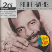 RICHIE HAVENS - 20TH CENTURY MASTERS - THE MILLENNIUM COLLECTION: THE BEST OF RI