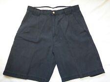 "Tommy Bahama RELAX Casual Shorts, Mens 34"", Black"
