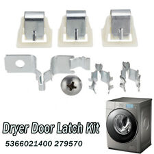 Dryer Door Latch Kit 5366021400 279570 For Frigidaire Kenmore Whirlpool Maytag