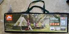 Ozark Trail 7-Person Teepee Tent. Brand New. Free Shipping. Camping.