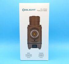 Olight PL PRO Valkyrie (Desert Tan) 1500 Lumens Rechargeable Pistol Flashlight