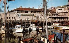 BR23808 Fisherman s Wharf Tourist Terminal of San francisco   usa