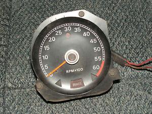 Ford Tachometer Ranchero Gran Torino  part # D2GF-17360-F 1968 1969 1970 comet