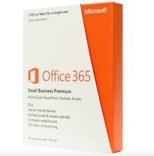 Microsoft Office 365 Small Business Enterprise Premium Edition