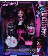 MONSTER HIGH GHOULS RULE DRACULAURA DRESSED DOLL  NRFB