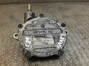 SMART 454 Brake Vacuum Pump for Smart Forfour OM639 1.5 Diesel 70kw 6402300265
