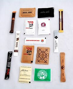 Sugar in 15 Sticks & Packs travel souvenirs Collection from Europe Ukraine S6