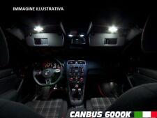 KIT LED INTERNI VW TOUAREG CONVERSIONE COMPLETA 6000K CANBUS