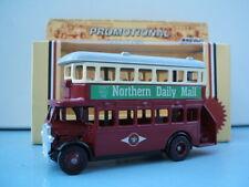 Lledo Promo LP15 D/D AEC Regent Bus West Hartlepool Northern Daily Mail