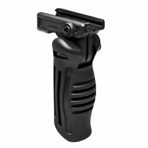 NcSTAR AR Folding Vertical Grip-Weaver
