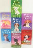 Holly Webb Animal Stories 7 Children Books Collection Set-Brand New