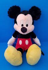 "Walt Disney World Theme Parks Mickey Mouse Bean Bag 11"" Plush w/TAGS!"