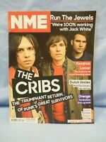 New Music Express NME Magazine 14 October 2016 The Slaves Gonna Make you Sweat