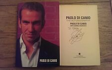 Paolo Di Canio SIGNED The Autobiography 1st/1st Impression HB Book West Ham