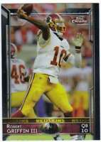 2015 Topps Chrome Football #3 Robert Griffin III Washington Redskins