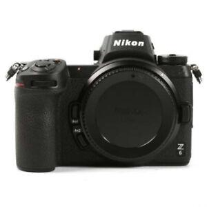 Nikon Z6 Appareil Photo Hybride Numérique 24,5 MP Neuf (Boîtier Uniquement)