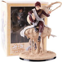 Naruto Shippuden Gaara Fighting Version GK Statue Figure Collectible Model Toy