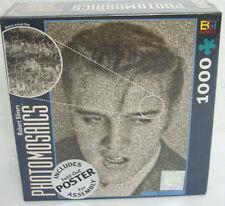 Photomosaics by Robert Silvers Elvis Presley Portrait,1000 Piece Jigsaw Puzzle