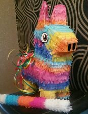 Burro Donkey Pinata with Sweets & stick Birthday Party