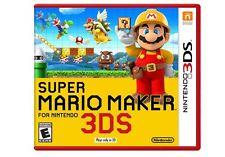 Super Mario Maker (Nintendo 3DS, 2016)