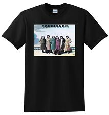 *NEW* FOREIGNER T SHIRT foreigner vinyl cd cover SMALL MEDIUM LARGE XL