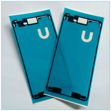 SONY XPERIA M4 AQUA TOUCH FRONT LCD SCREEN FRAME ADHESIVE STICKER