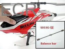 NEW STABALISER BALANCE BAR FOR SYMA S033  S033G RC HELICOPTER SPARES PARTS