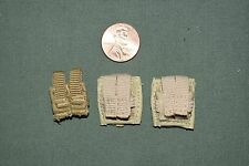 """1:6 Modern US Army Ammo Bullet Pouches (Lot of 3) for 12"""" Action Figures C-141"""