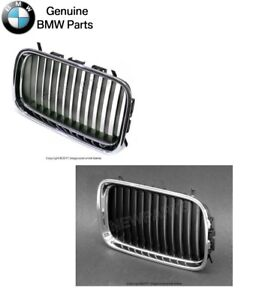 For BMW E36 328i 328is 328iC Front Left+Right SET of 2 Grille Genuine NEW