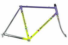 Vintage 1990 Bottecchia Team ADR Road Bike Frame Set 54cm Lugged SLX Steel