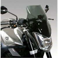 BARRACUDA WINDSHIELD AEROSPORT SMOKED YAMAHA FZ1