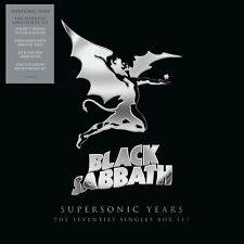 "BLACK SABBATH - SUPERSONIC YEARS: THE SEVENTIES SINGLES - NEW 7"" BOX SET"