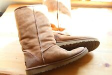 Uggs Women's Brown Boots size 8 Mid Calf Length