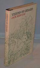 Jack Kerouac - Visions of Gerard - First Edition - 1963