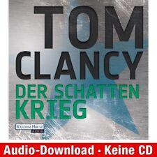 Hörbuch-Download (MP3) ★ Tom Clancy: Der Schattenkrieg
