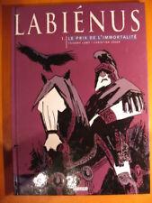 Labiénus 1-Thierry Lamu - Christian Léger-Ed Theloma