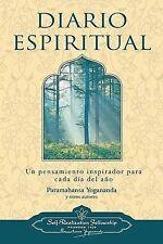 NEW Diario Espiritual (Spiritual Diary) (Spanish Edition) (Hardcover)