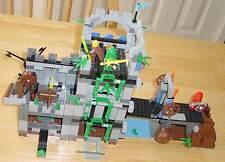 LEGO CASTLE 8780 KNIGHT'S KINGDOM CITALDEL OF ORLAN - COMPLETE