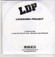 (CS95) Lockdown Project, Down In One - DJ CD
