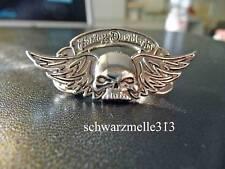 original  Harley Davidson G. Willis SKULL Edition Pin