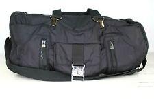 f3db7e84da Ralph Lauren Black Duffle Bag Overnight Travel Gym Weekender Handbag