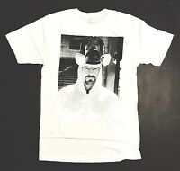 Breaking Bad - Heisenberg - Men's Medium White T-Shirt Graphic Tee