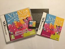 NINTENDO DS DSL DSi XL GAME XIA-XIA BOX & INSTRUCTIONS COMPLETE PAL