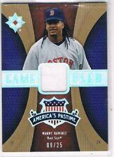 Not Authenticated Single Baseball Trading Cards 2007 Season