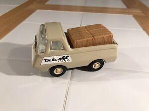 Tiny Tonka Pickup W/Hay