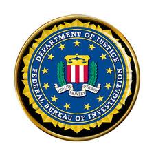 FBI Pin Badge